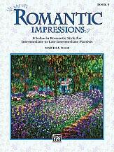 Romantic Impressions: Book 3: Piano