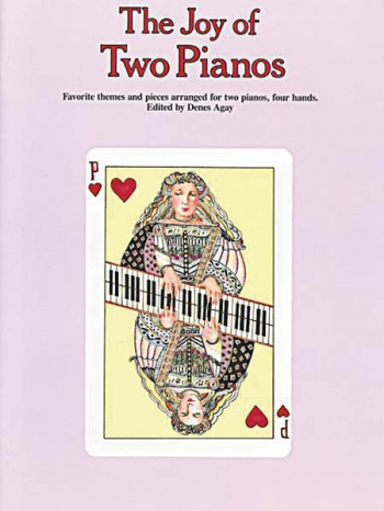 Joy Of 2 Pianos: 2,48-page Books