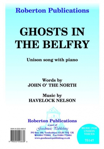 Ghosts In The Belfry: Vocal: Unison