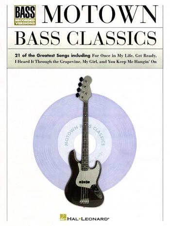 Motown Bass Classics: Tab