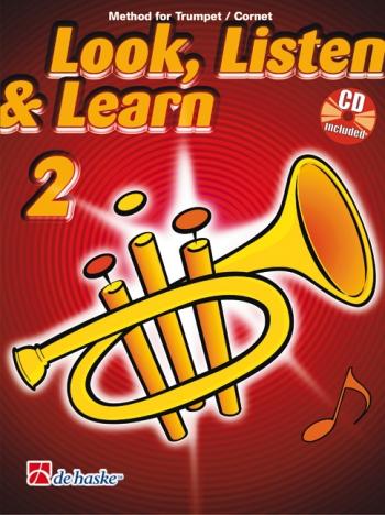Look Listen & Learn 2 Trumpet: Book & Cd (sparke)