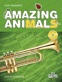 Amazing Animals: Trumpet: Book & CD