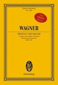 Tristan Und Isolde: Miniature Score