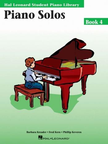 Hal Leonard Student Piano Library: Book 4: Piano Solos