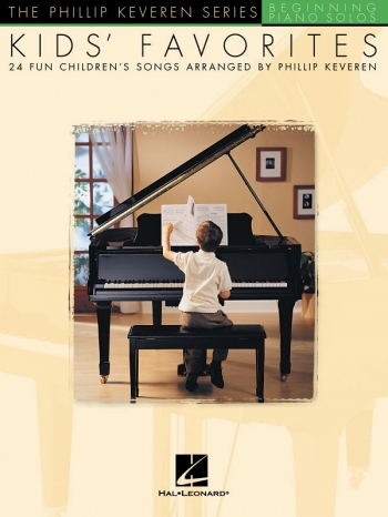 Kids Favourites: Piano Solo