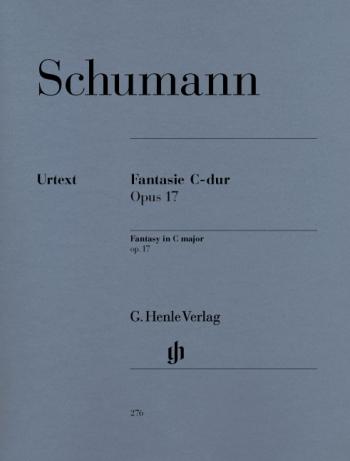 Fantasia C Op.17: Piano  (Henle Ed)