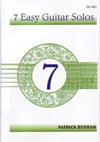 7 Easy Guitar Solos