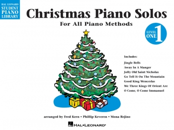 Hal Leonard Student Piano Library: Christmas Piano Solos: Level 1