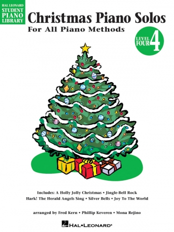 Hal Leonard Student Piano Library: Christmas Piano Solos: Level 4