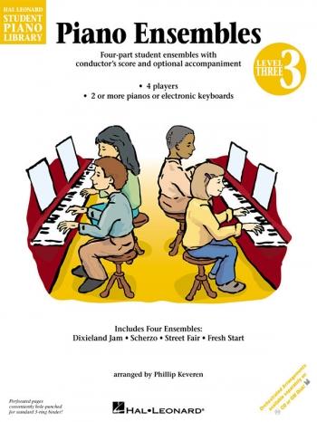 Hal Leonard Student Piano Library: Piano Ensemble: Level 3