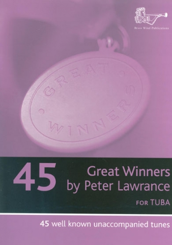 Great Winners: Tuba Bass Clef (lawrance)