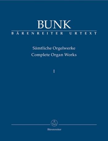 Complete Organ Works: Vol 1: Album (Barenreiter)