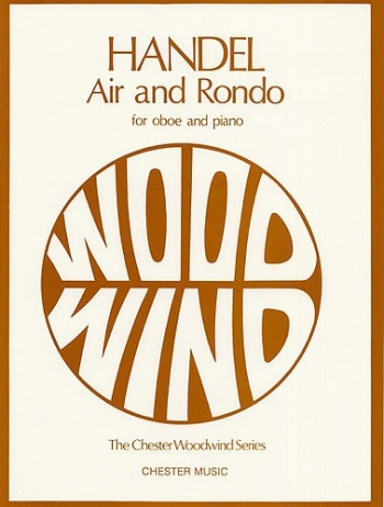 Air And Rondo: Oboe (Chester)|