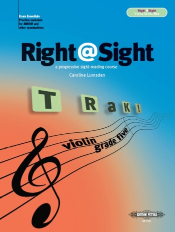 Right@sight: Grade 5 (Right At Sight): Violin
