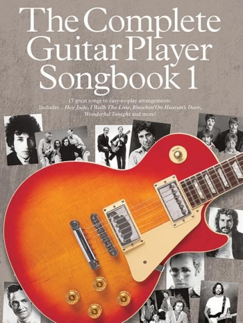 Complete Guitar Player: Book 1: Songbook Revised
