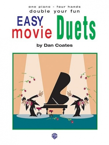 Double Your Fun:  Easy Movie Duets: Piano Duet: One Piano Four Hands