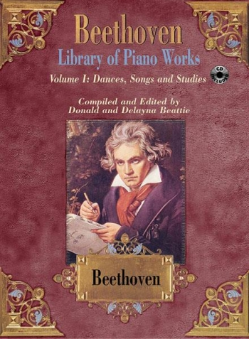 Library Of Piano Works Vol.1 Book & CD