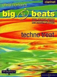 Big Beats: Techno Treat: Clarinet: Book & CD