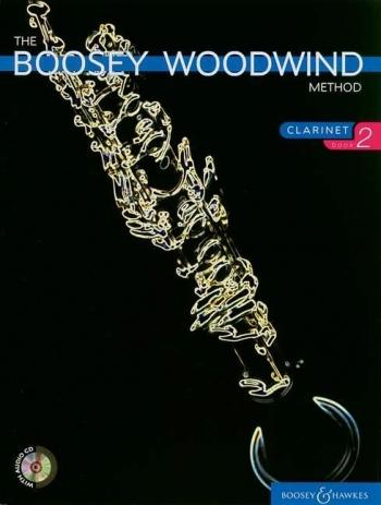 Boosey Woodwind Method: Clarinet: Book 2: Book & CD