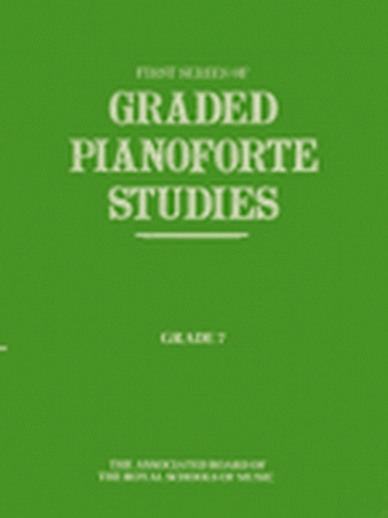 Graded Pianoforte Studies: 1st Series: Book 7 (ABRSM)