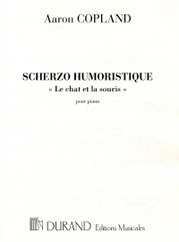 Scherzo Humoristique: Cat and Mouse: Piano