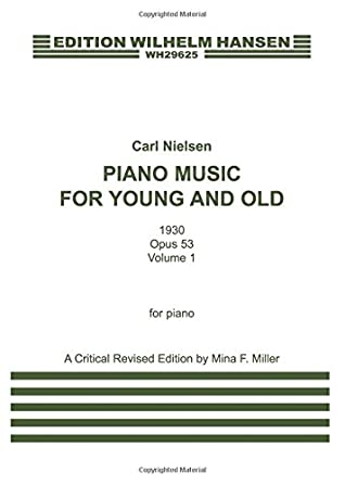 Piano Music For Young And Old Op53
