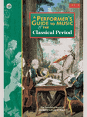 Performers Guide To Music Of The Classical Period