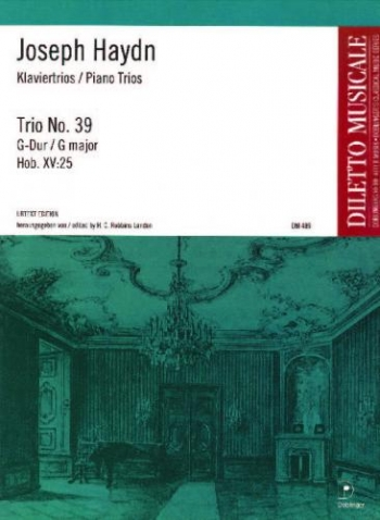 Piano Trio: No 39: Violin Cello and Piano