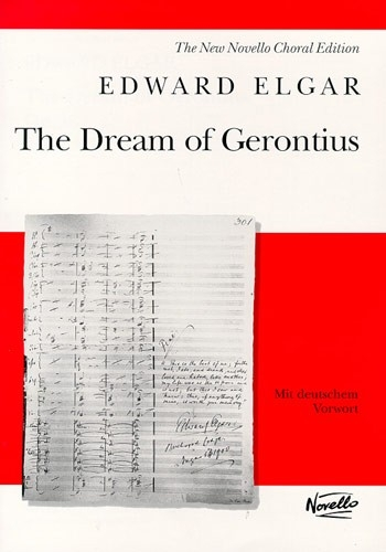 Dream Of Gerontius: Vocal Score (Novello)