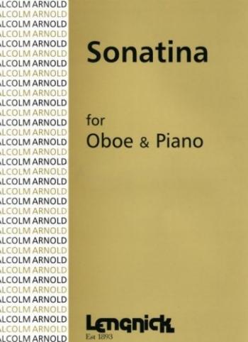 Sonatina Op.28: Oboe & Piano (Lengnick)