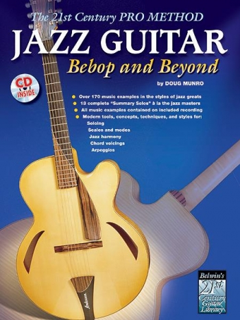 Jazz Guitar Bebop And Beyond: Book & CD