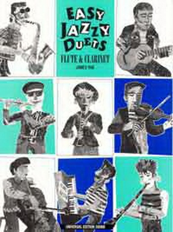 Easy Jazzy Duets: Flute And Clarinet (James Rae)