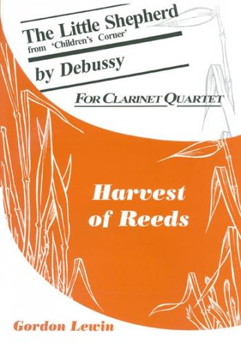 Little Shepherd: Clarinet Quartet