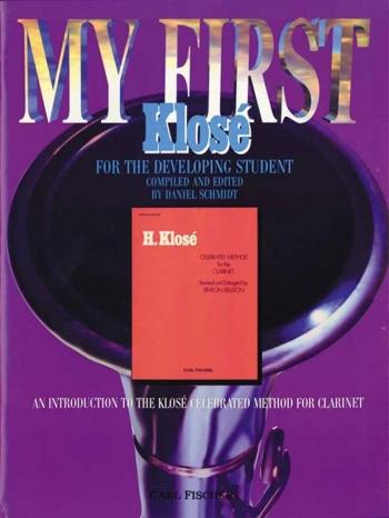 My First Klose: Clarinet