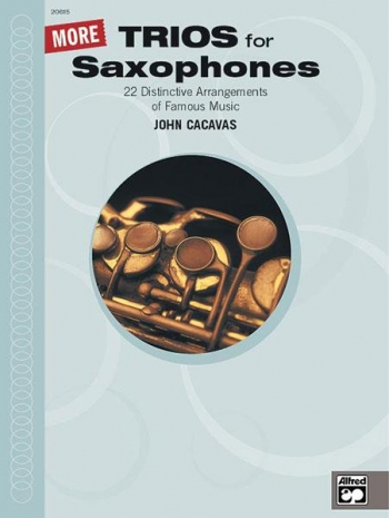 More Trios For Saxophones
