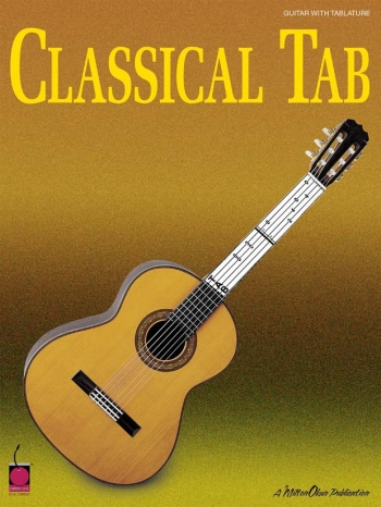 Classical Tab: Guitar With Tablature