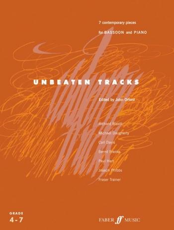 Unbeaten Tracks Bassoon & Piano (Faber)