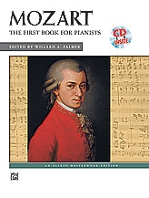 First Book For Pianists: Piano: Bk&cd  (Alfred)