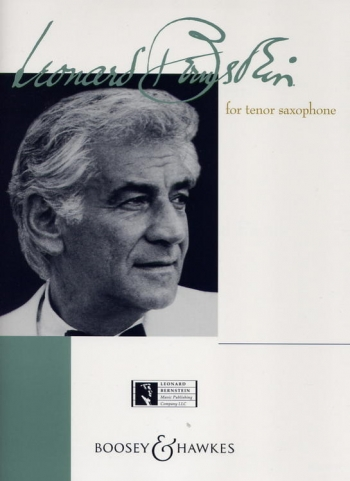 Bernstein For Tenor Saxophone & Piano (Boosey & Hawkes)