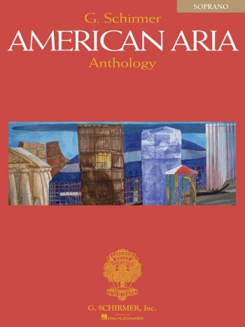 American Arias For Soprano: Bk&cd