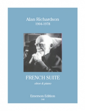 French Suite Oboe & Piano (Emerson)