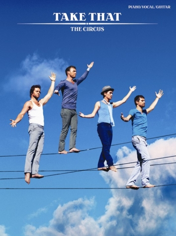 Take That: The Circus: Album Includes Poster
