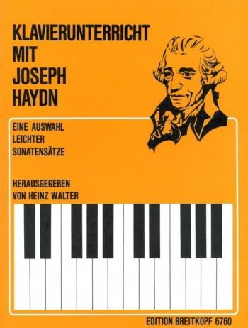 Easy Sonata Movements: Selection (Breitkopf)