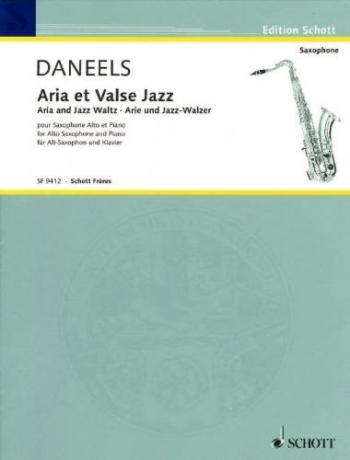 Aria and Valse-Jazz: Alto Sax