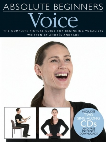 Absolute Beginners Voice: Tutor: Book and 2 cds