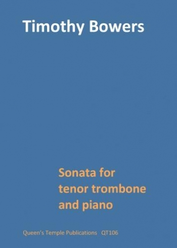 Tenor Trombone Sonata and Piano