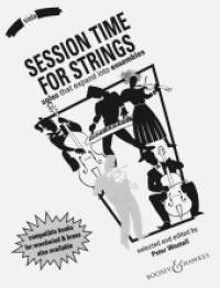 Session Time For Strings: Viola: Part Only