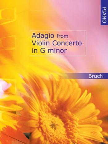 Adagio From Violin Concerto In G Minor: Piano (Mayhew Ed)