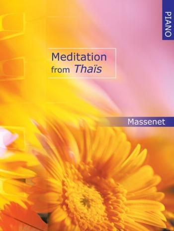 Meditation From Thais: Piano (Mayhew Ed)
