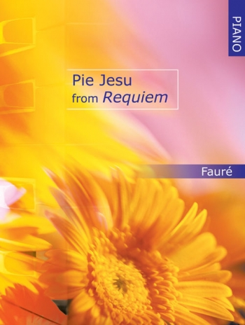 Pie Jesu From Requiem: Piano (Mayhew Ed)
